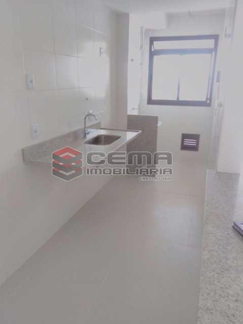 Cozinha - Apartamento 3 quartos à venda Rio Comprido, Rio de Janeiro - R$ 543.300 - LAAP31696 - 3