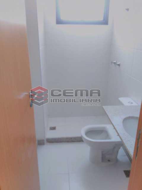 Banheiro - Apartamento 3 quartos à venda Rio Comprido, Rio de Janeiro - R$ 543.300 - LAAP31696 - 6