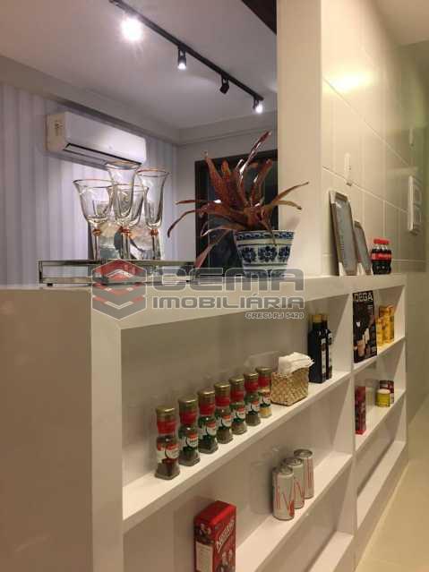 Projeção Apartamento Decorado - Apartamento 3 quartos à venda Rio Comprido, Rio de Janeiro - R$ 543.300 - LAAP31696 - 13