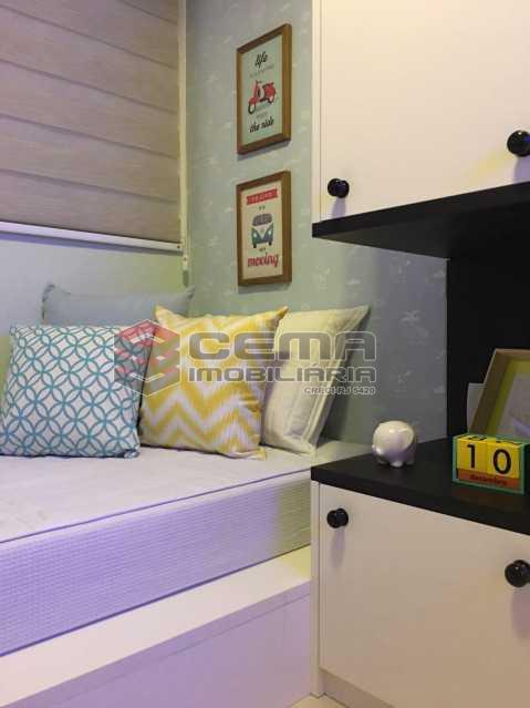 Projeção Apartamento Decorado - Apartamento 3 quartos à venda Rio Comprido, Rio de Janeiro - R$ 543.300 - LAAP31696 - 15