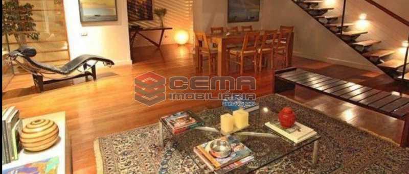 6 - Casa triplex na Urca - LACA40049 - 8