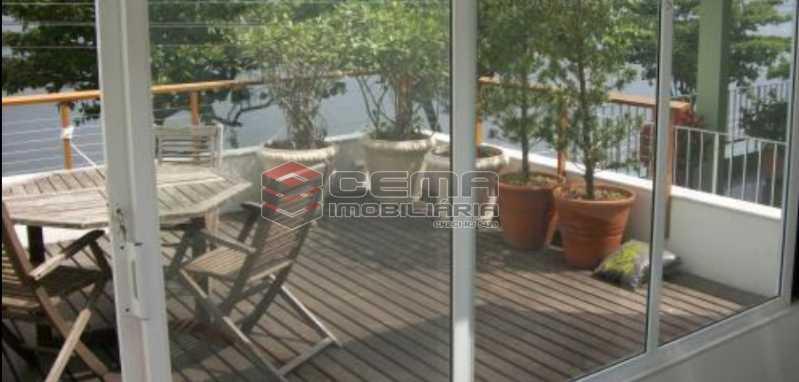 19 - Casa triplex na Urca - LACA40049 - 21