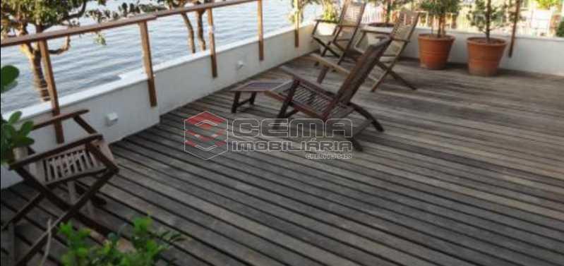 20 - Casa triplex na Urca - LACA40049 - 22