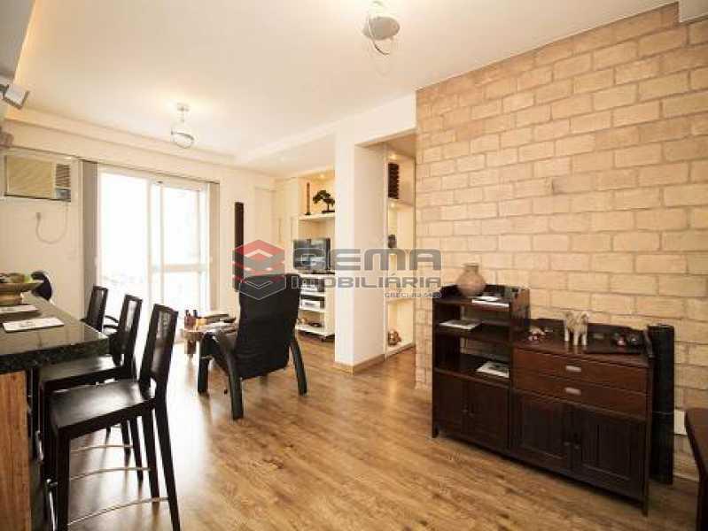 198b19d594fcffa75ee1c4564a5c1e - Apartamento 3 - três quartos em botafogo - LAAP11205 - 4