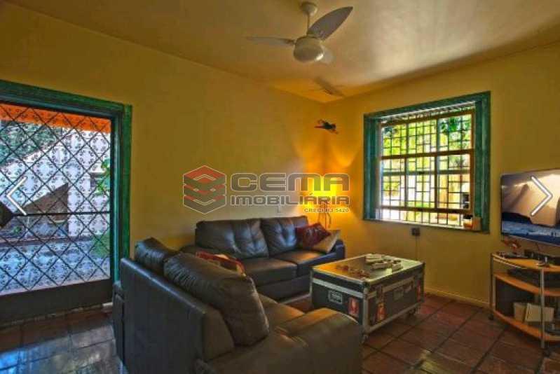 sala 1 - Casa Duplex no Cosme Velho - LACA60011 - 16