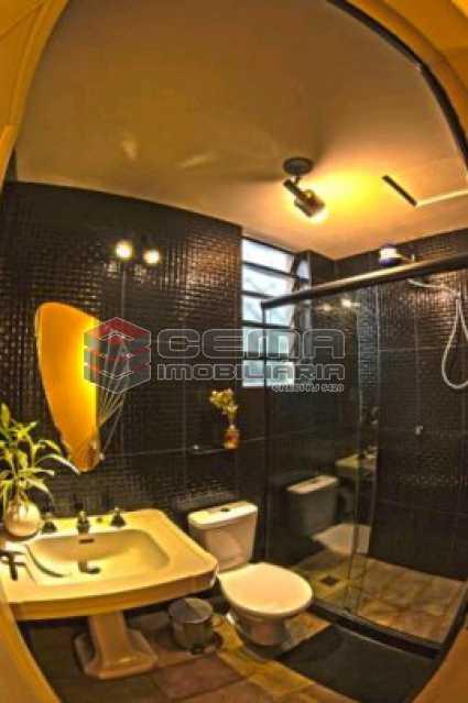 banheiro  1 - Casa Duplex no Cosme Velho - LACA60011 - 17