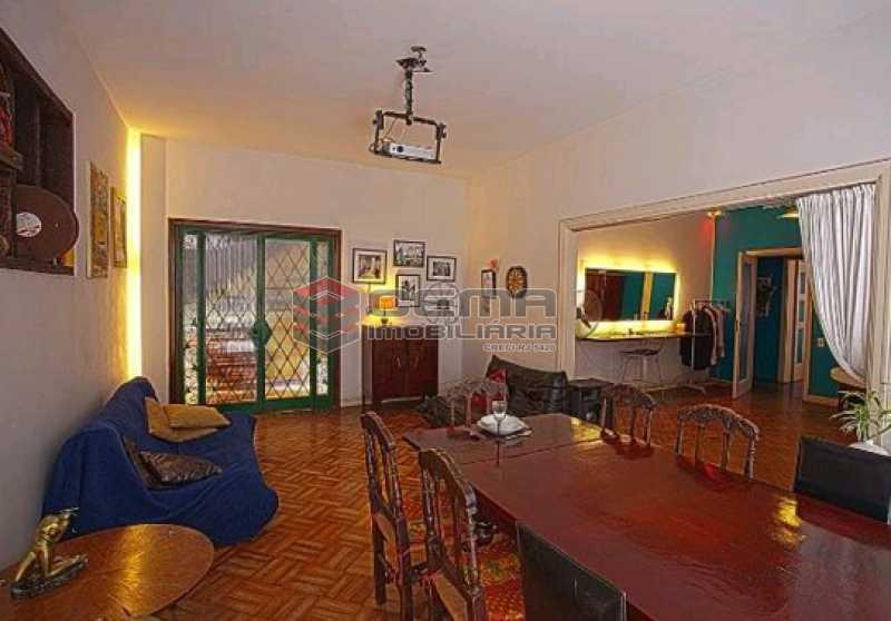 sala 2 - Casa Duplex no Cosme Velho - LACA60011 - 3