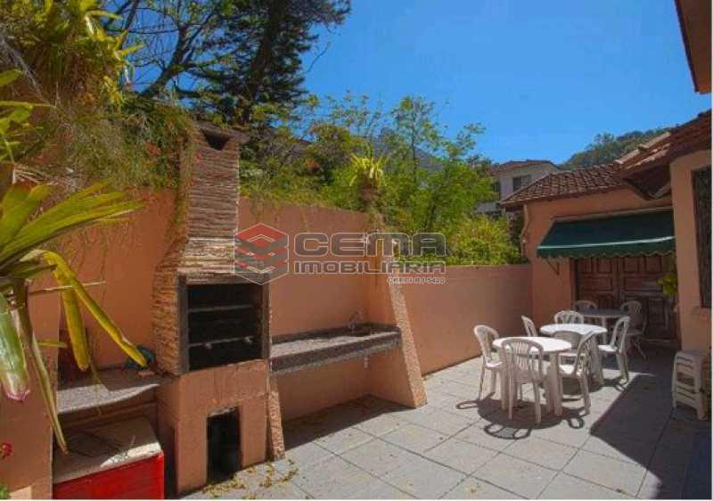churrasqueiras - Casa Duplex no Cosme Velho - LACA60011 - 10