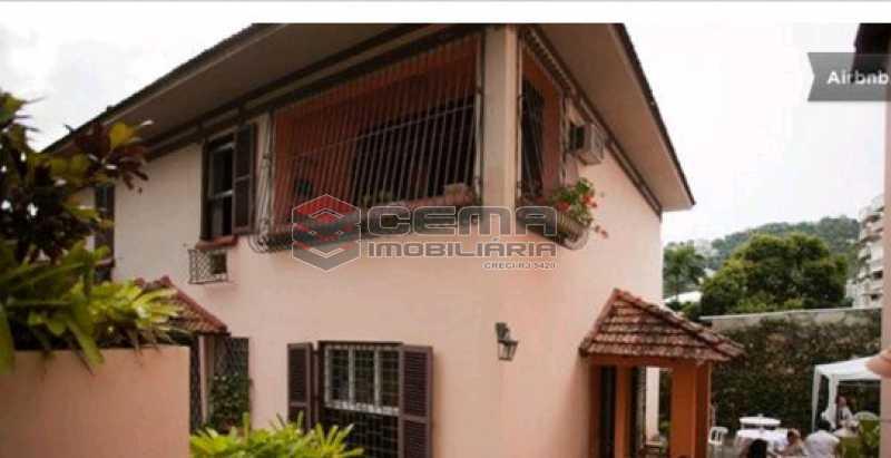 externa - Casa Duplex no Cosme Velho - LACA60011 - 6