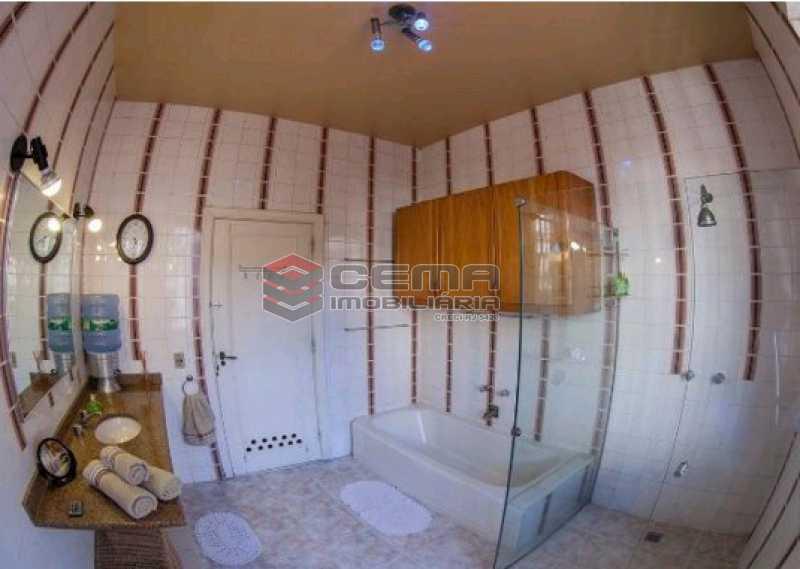 banheiro 3 - Casa Duplex no Cosme Velho - LACA60011 - 19