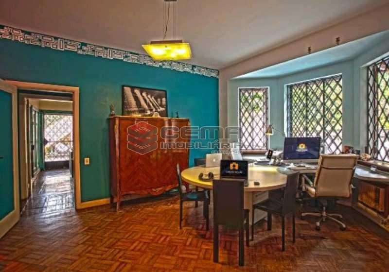 sala 4 - Casa Duplex no Cosme Velho - LACA60011 - 4