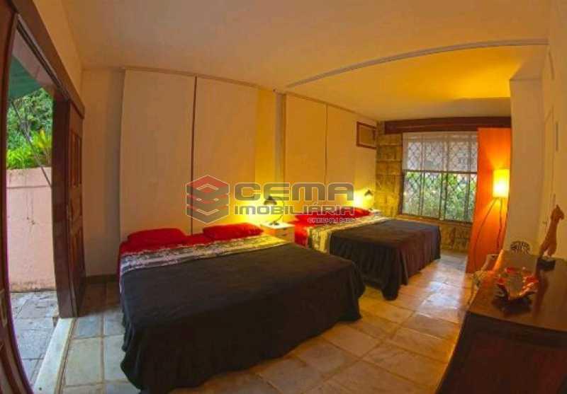 quarto 5 - Casa Duplex no Cosme Velho - LACA60011 - 5