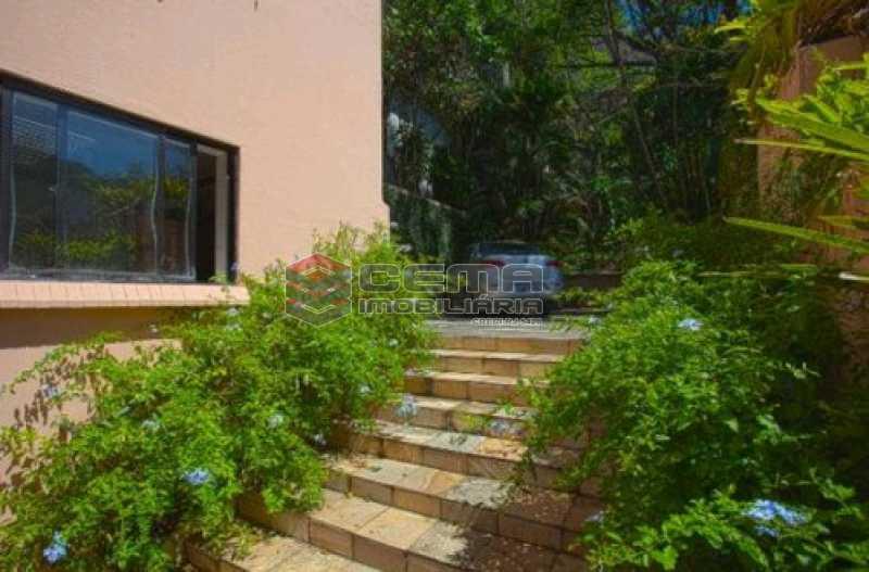 quintal 1 - Casa Duplex no Cosme Velho - LACA60011 - 26