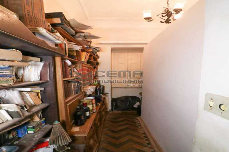 0c05c4121f40ba166b84731021fdfd - Casa à venda Rua Dezenove de Fevereiro,Botafogo, Zona Sul RJ - R$ 5.000.000 - LACA40105 - 7