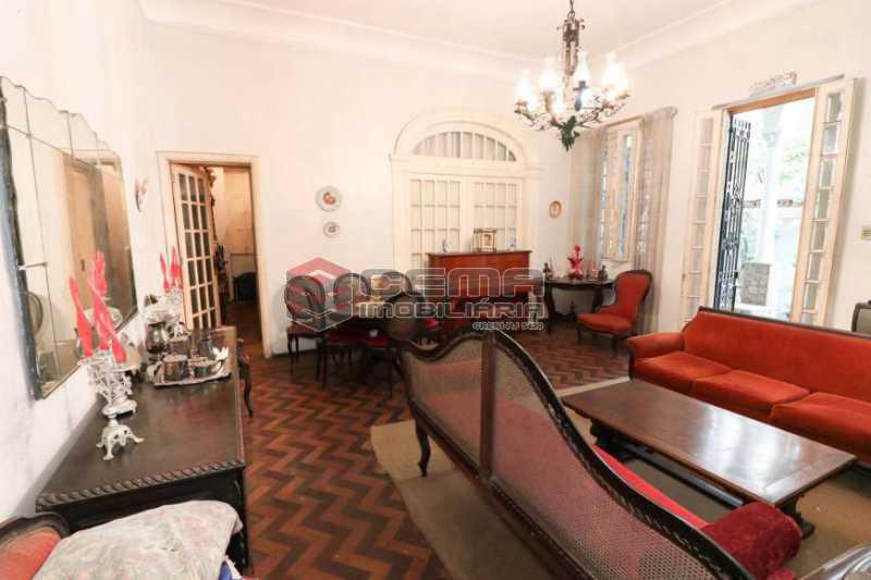 6e93d45ed3daff60b783639b413354 - Casa à venda Rua Dezenove de Fevereiro,Botafogo, Zona Sul RJ - R$ 5.000.000 - LACA40105 - 1