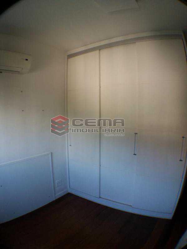 Quarto 3 - Apartamento com varanda, 3 três quartos em Laranjeiras. - LAAP31811 - 17