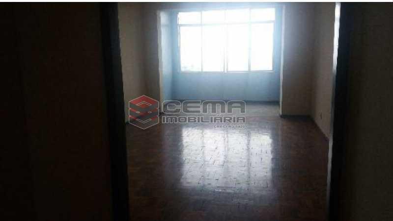 1 - SALA - Apartamento de 3 três quartos em Santa Teresa - LAAP31812 - 1
