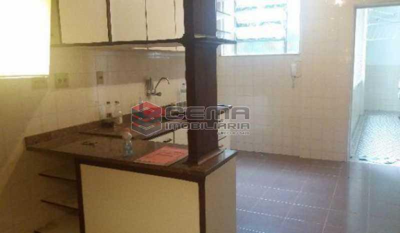 3 - COPA-COZINHA 1 - Apartamento de 3 três quartos em Santa Teresa - LAAP31812 - 6