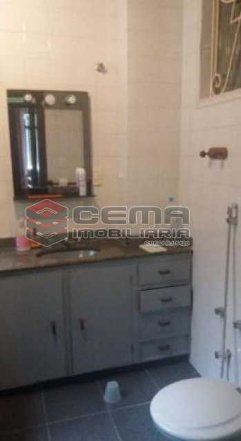 4 -  BANHEIRO SOCIAL 3 - Apartamento de 3 três quartos em Santa Teresa - LAAP31812 - 9