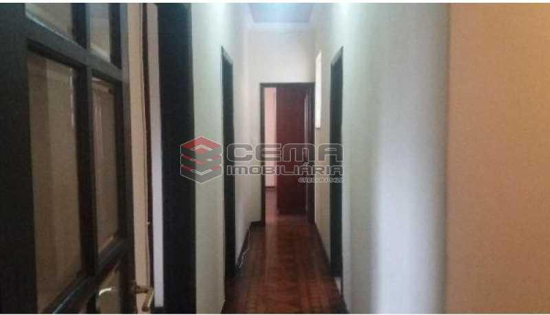 6 - CORREDOR - Apartamento de 3 três quartos em Santa Teresa - LAAP31812 - 12
