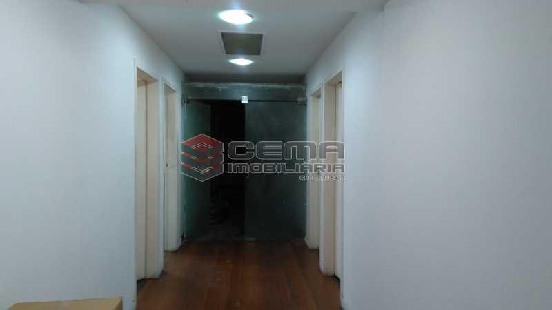 circulação - Sala Comercial no Centro do Rio de Janeiro - LASL00266 - 7