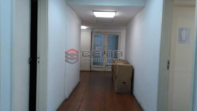 circulação - Sala comercial no Centro do Rio - LASL00267 - 8