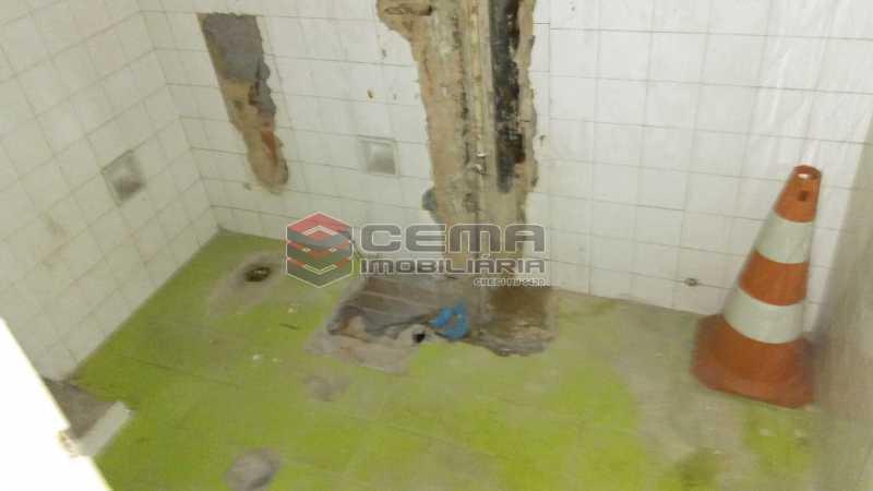 banheiro - Sala comercial no Centro do Rio - LASL00267 - 7