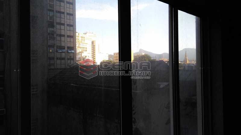 vista - Sala comercial no Centro do Rio - LASL00267 - 5