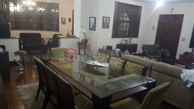 Sala - Casa duplex próximo a reserva ambiental do Grajaú. - LACA50018 - 4