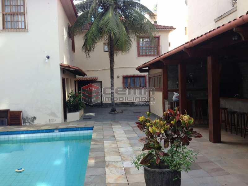 Área Externa - Casa duplex próximo a reserva ambiental do Grajaú. - LACA50018 - 15