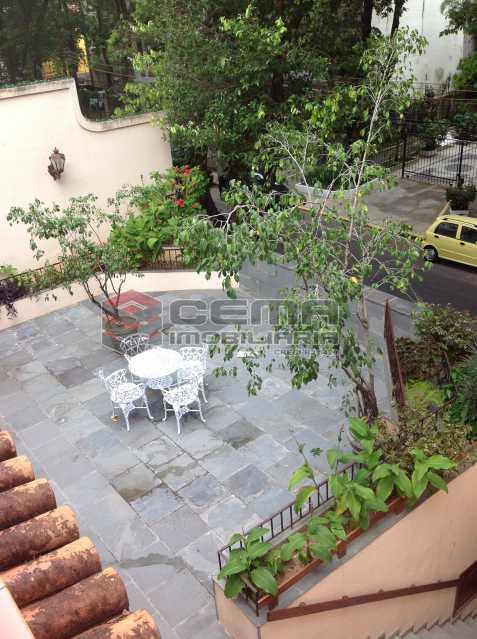 Vista - Casa duplex próximo a reserva ambiental do Grajaú. - LACA50018 - 18
