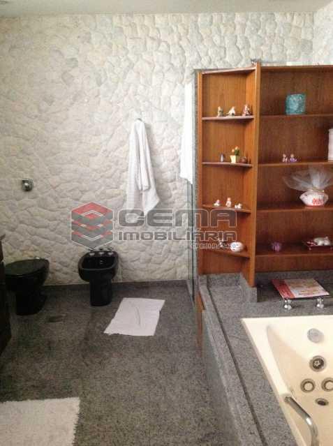 Banheiro Social - Casa duplex próximo a reserva ambiental do Grajaú. - LACA50018 - 12