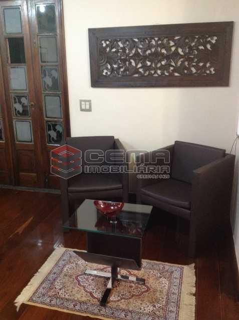 Escritório - Casa duplex próximo a reserva ambiental do Grajaú. - LACA50018 - 6
