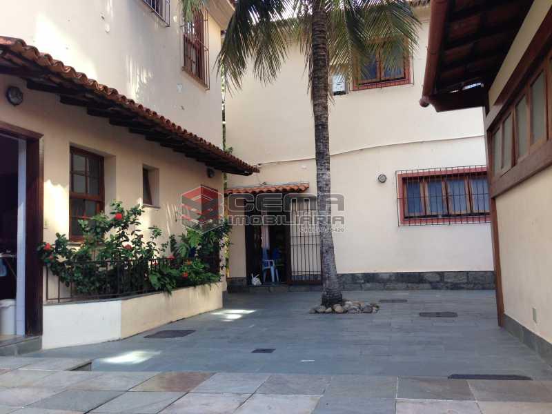 Área Externa - Casa duplex próximo a reserva ambiental do Grajaú. - LACA50018 - 14