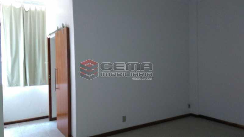 sala - Apartamento andar alto com vista livre e Cristo em Botafogo - LAAP11242 - 3