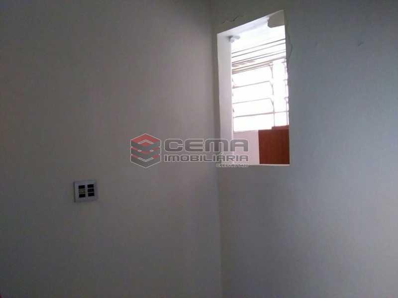 quarto 2 reversível - Apartamento andar alto com vista livre e Cristo em Botafogo - LAAP11242 - 14