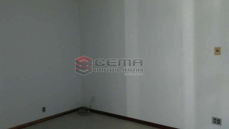 sala - Apartamento andar alto com vista livre e Cristo em Botafogo - LAAP11242 - 6