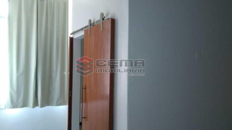 sala - Apartamento andar alto com vista livre e Cristo em Botafogo - LAAP11242 - 4