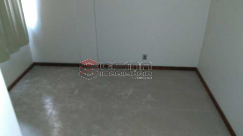 quarto 1 - Apartamento andar alto com vista livre e Cristo em Botafogo - LAAP11242 - 11