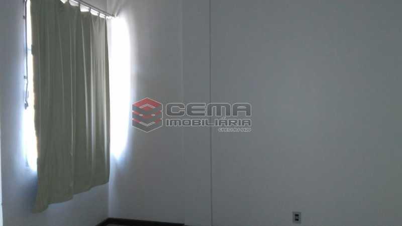 quarto 1 - Apartamento andar alto com vista livre e Cristo em Botafogo - LAAP11242 - 10