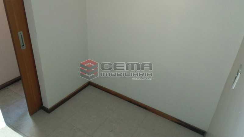 quarto 2 reversível - Apartamento andar alto com vista livre e Cristo em Botafogo - LAAP11242 - 15