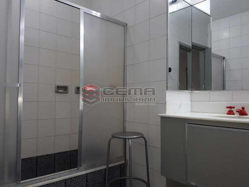 banheiro - Apartamento à venda Rua Senador Vergueiro,Flamengo, Zona Sul RJ - R$ 1.850.000 - LA40916 - 15