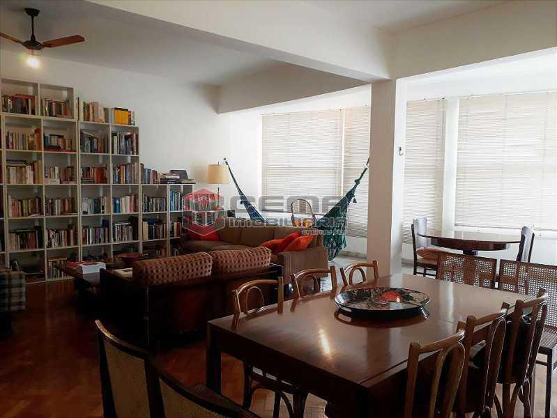 sala - Apartamento à venda Rua Senador Vergueiro,Flamengo, Zona Sul RJ - R$ 1.850.000 - LA40916 - 6