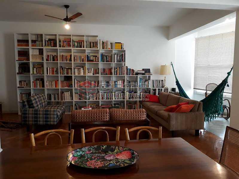sala - Apartamento à venda Rua Senador Vergueiro,Flamengo, Zona Sul RJ - R$ 1.850.000 - LA40916 - 9