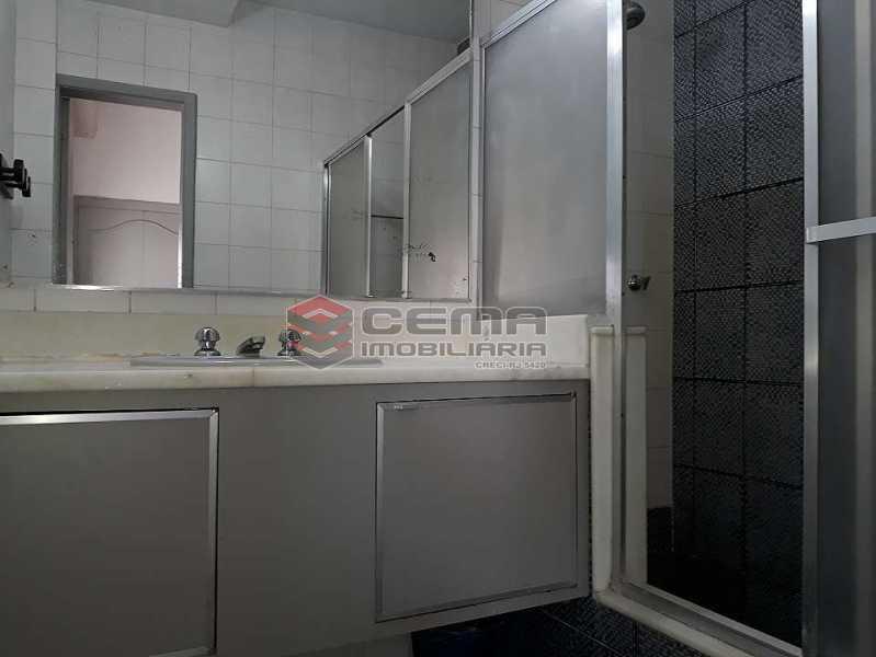 banheiro - Apartamento à venda Rua Senador Vergueiro,Flamengo, Zona Sul RJ - R$ 1.850.000 - LA40916 - 16
