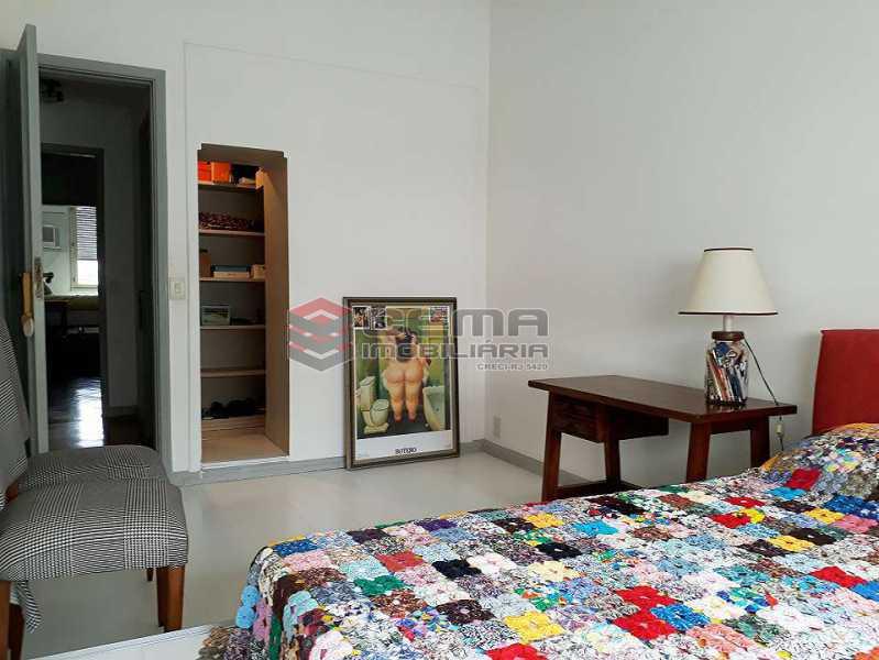 quarto 1 - Apartamento à venda Rua Senador Vergueiro,Flamengo, Zona Sul RJ - R$ 1.850.000 - LA40916 - 11
