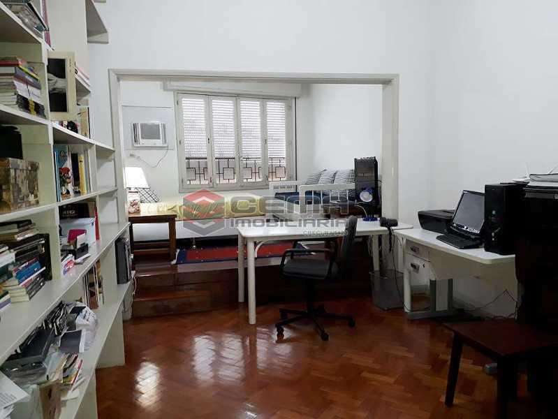 sala - Apartamento à venda Rua Senador Vergueiro,Flamengo, Zona Sul RJ - R$ 1.850.000 - LA40916 - 8