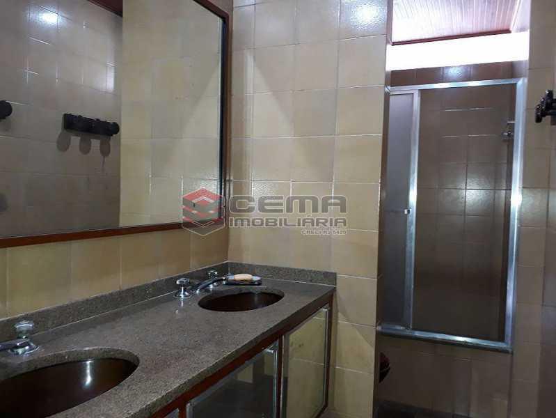 banheiro 2 - Apartamento à venda Rua Senador Vergueiro,Flamengo, Zona Sul RJ - R$ 1.850.000 - LA40916 - 17