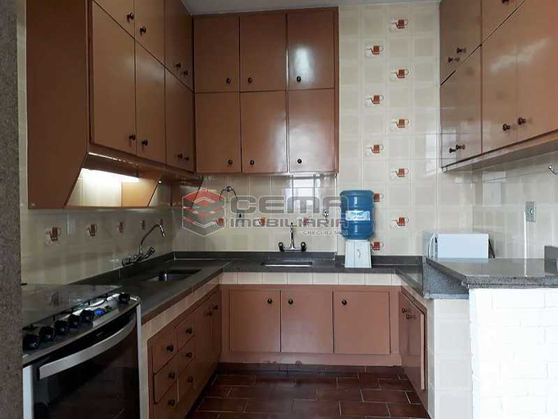 cozinha - Apartamento à venda Rua Senador Vergueiro,Flamengo, Zona Sul RJ - R$ 1.850.000 - LA40916 - 19