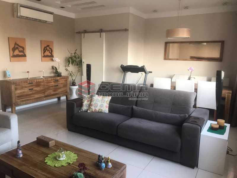 sala 2 - Apartamento 3 quartos em Ipanema - LAAP31889 - 1